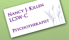 Nancy J. Killen, Maryland Psychotherapist